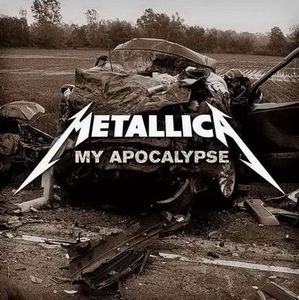 Metallica My Apocalypse album cover