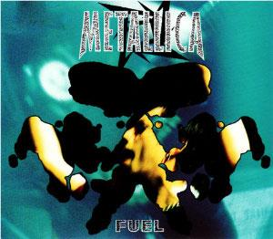 Metallica Fuel album cover