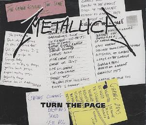 Metallica Turn the Page album cover