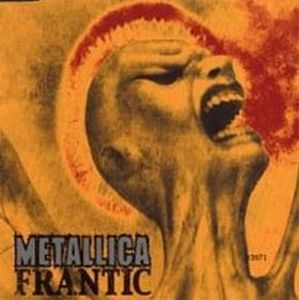 Frantic by METALLICA album cover
