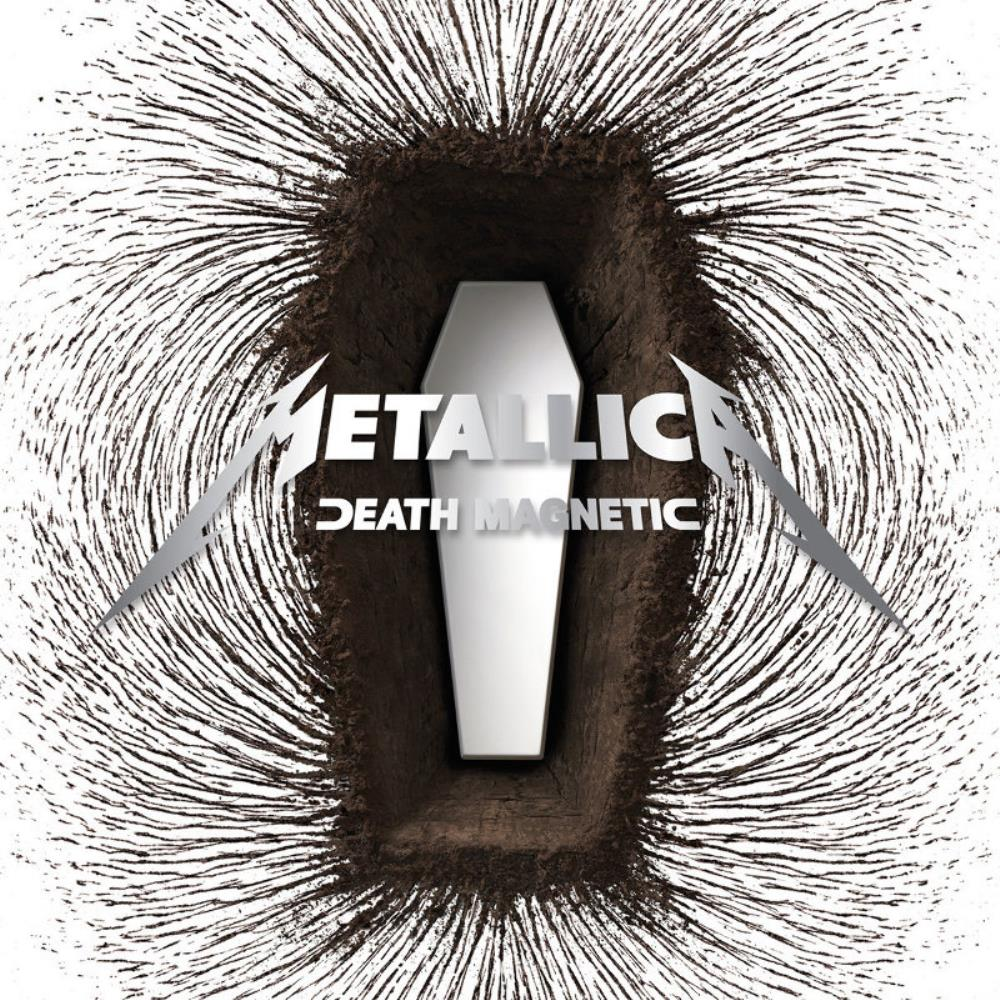 Metallica - Death Magnetic CD (album) cover