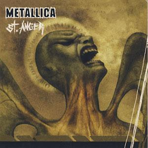 Metallica St. Anger album cover