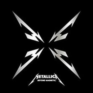Metallica Beyond Magnetic album cover