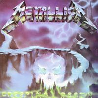 Metallica - Creeping Death CD (album) cover
