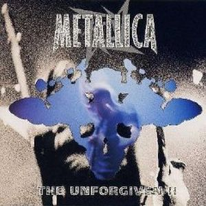 Metallica The Unforgiven II album cover