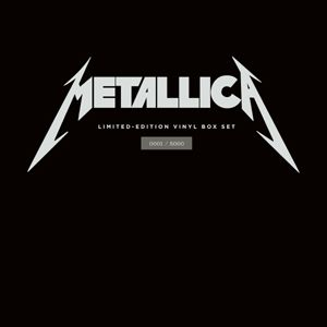 Metallica Vinyl Box Set album cover
