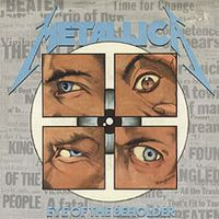 Metallica Eye of the Beholder album cover