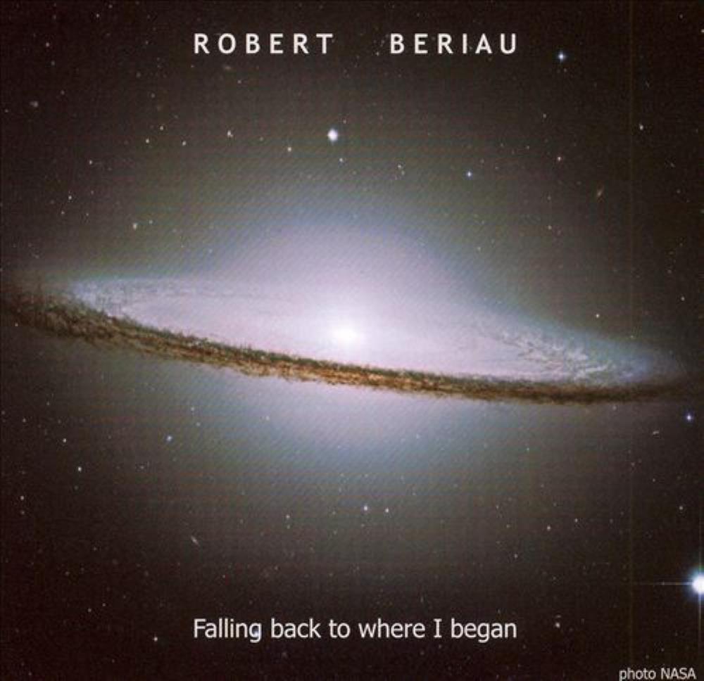 Falling Back To Where I Began by BÉRIAU, ROBERT album cover