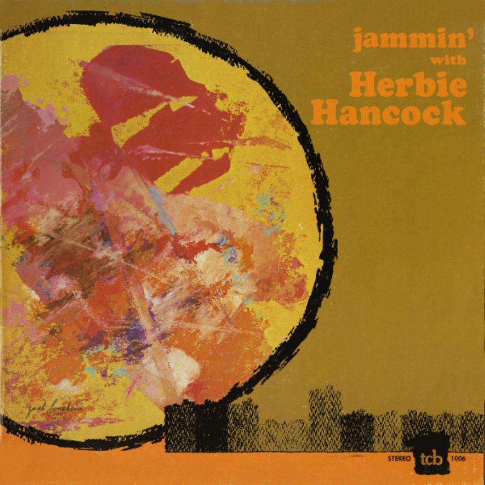 Jammin' With Herbie [Aka: Rock Your Soul; Voyager] by HANCOCK, HERBIE album cover