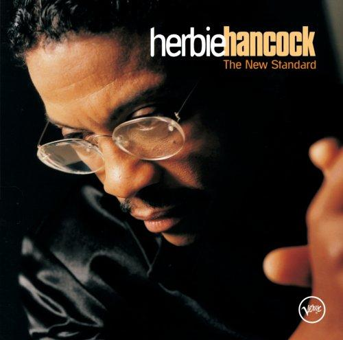 Herbie Hancock The New Standard album cover