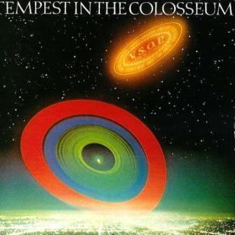 Herbie Hancock V.S.O.P.: Tempest in the Colosseum album cover