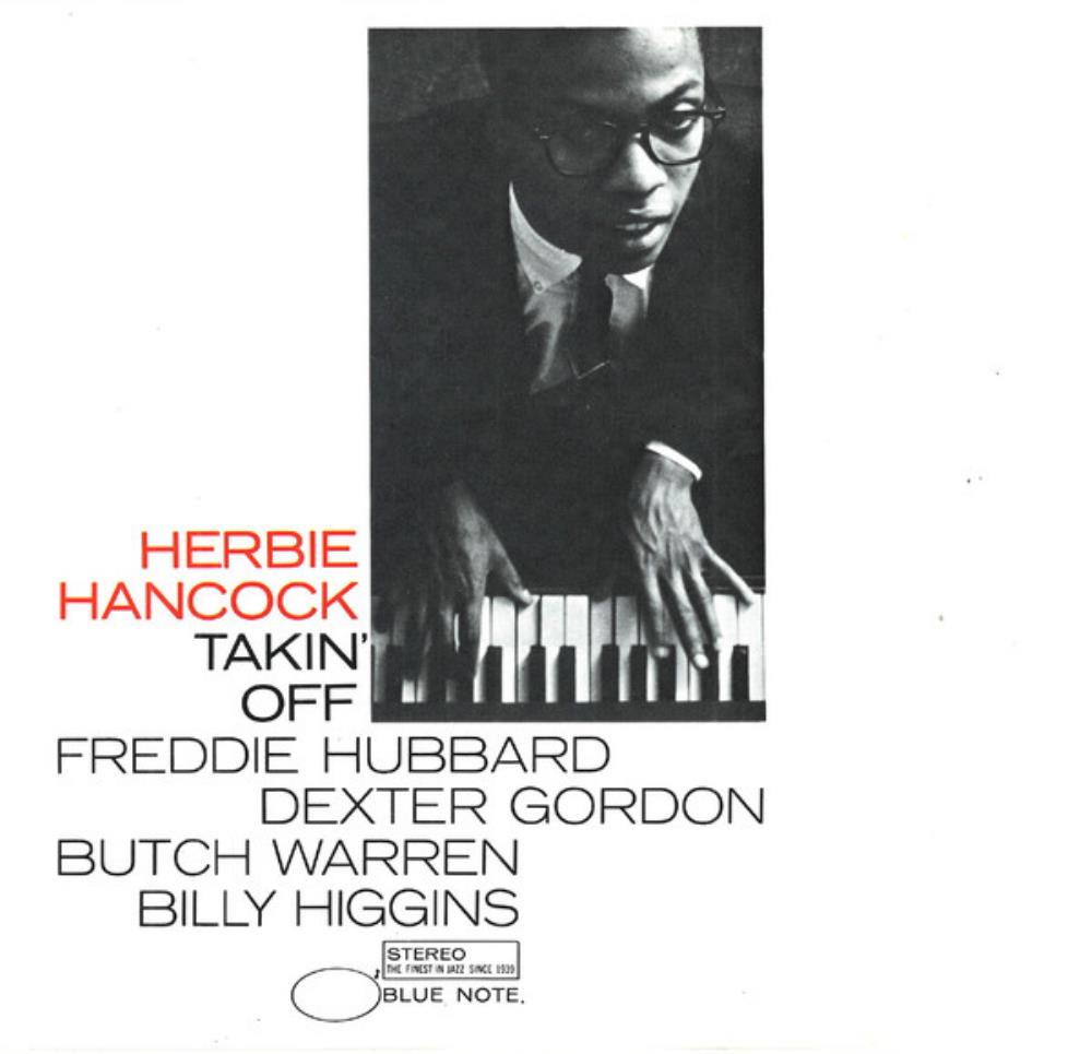Takin' Off by HANCOCK, HERBIE album cover