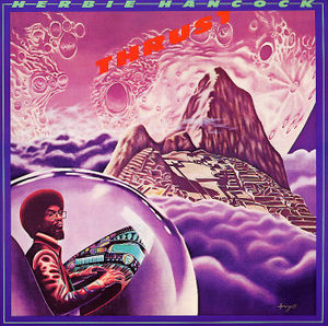 Herbie Hancock - Thrust CD (album) cover