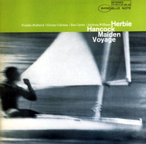 Herbie Hancock Maiden Voyage album cover