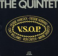 Herbie Hancock V.S.O.P.: The Quintet album cover