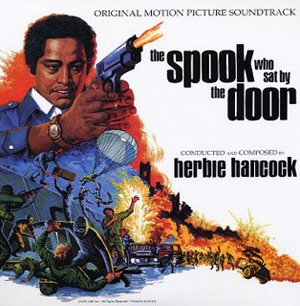 Herbie Hancock - The Spook Who Sat by the Door (soundtrack) CD (album) cover