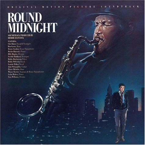 Herbie Hancock - Round Midnight (OST) CD (album) cover