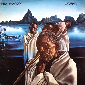 Herbie Hancock Crossings album cover