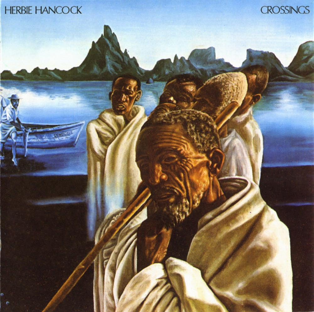 Crossings by HANCOCK, HERBIE album cover