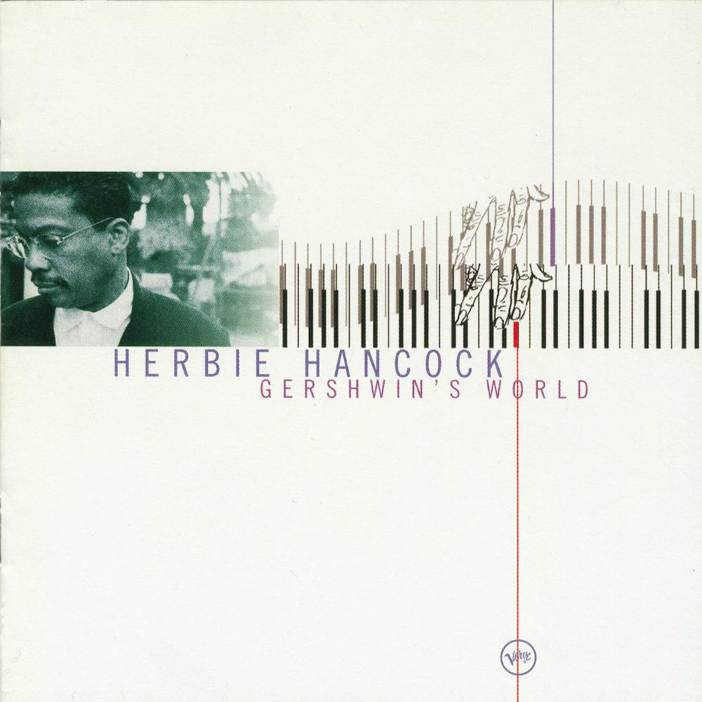 Herbie Hancock Gershwin's World album cover