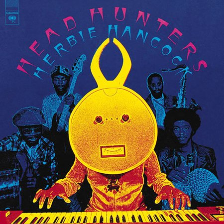 Herbie Hancock - Head Hunters CD (album) cover