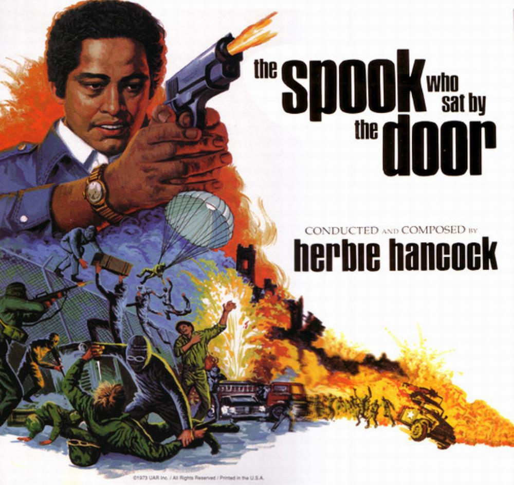 Herbie Hancock - The Spook Who Sat By The Door (OST) CD (album) cover