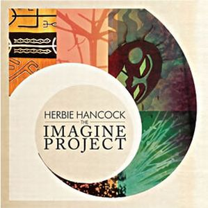 Herbie Hancock The Imagine Project album cover