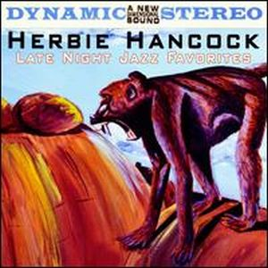 Herbie Hancock Late Night Jazz Favorites album cover
