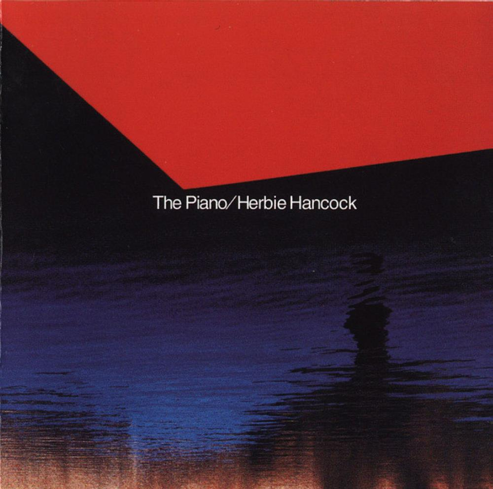Herbie Hancock The Piano album cover