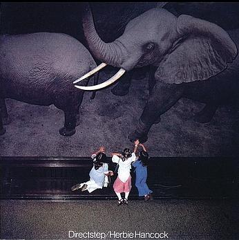 Herbie Hancock Direct Step album cover