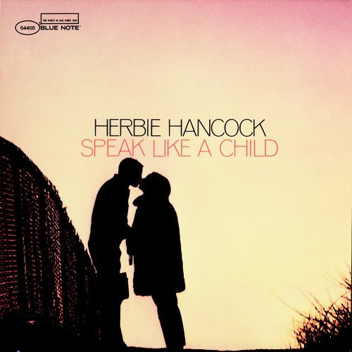 Herbie Hancock - Speak Like a Child CD (album) cover