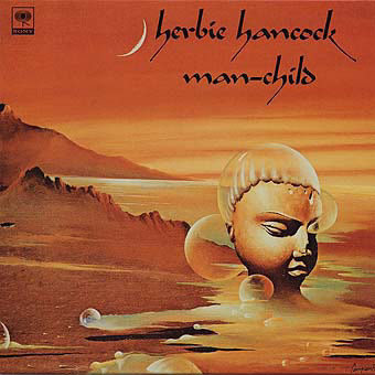 Herbie Hancock - Man-Child CD (album) cover