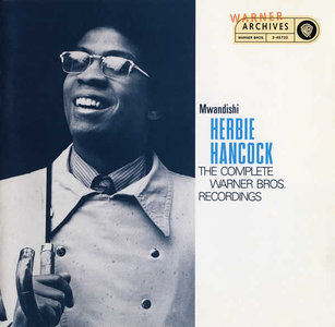 Herbie Hancock Mwandishi: The Complete Warner Bros. Recordings album cover