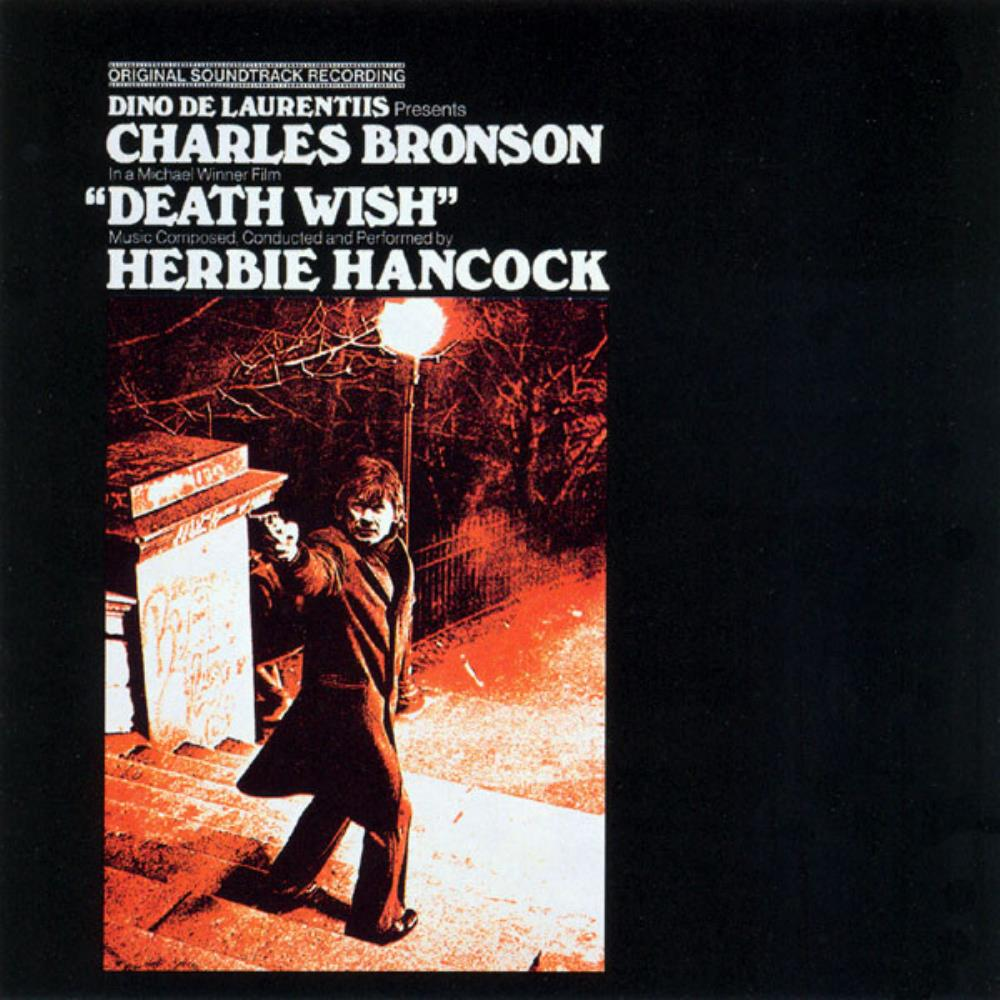 Herbie Hancock - Death Wish (OST) CD (album) cover