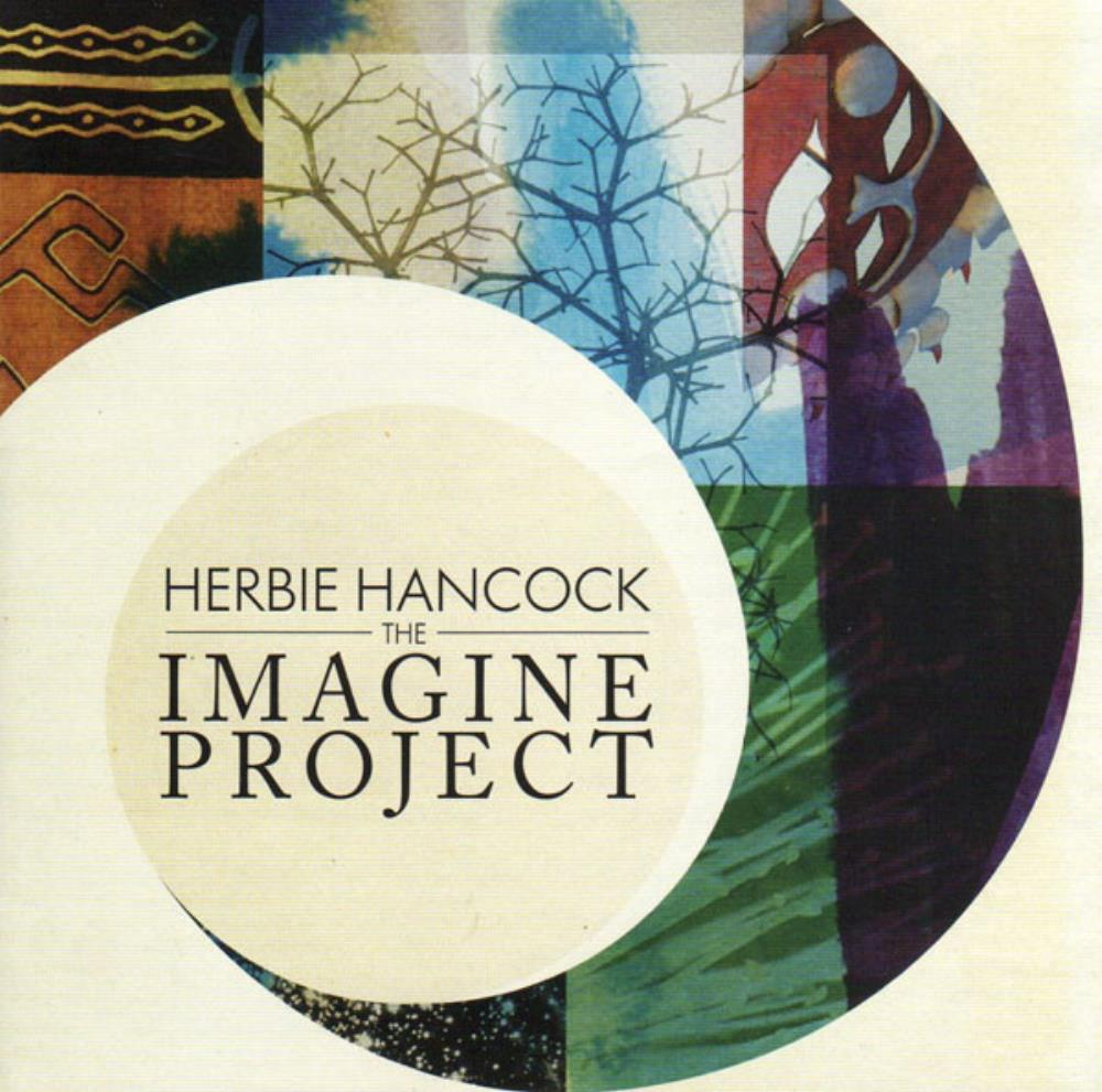 Herbie Hancock - The Imagine Project CD (album) cover