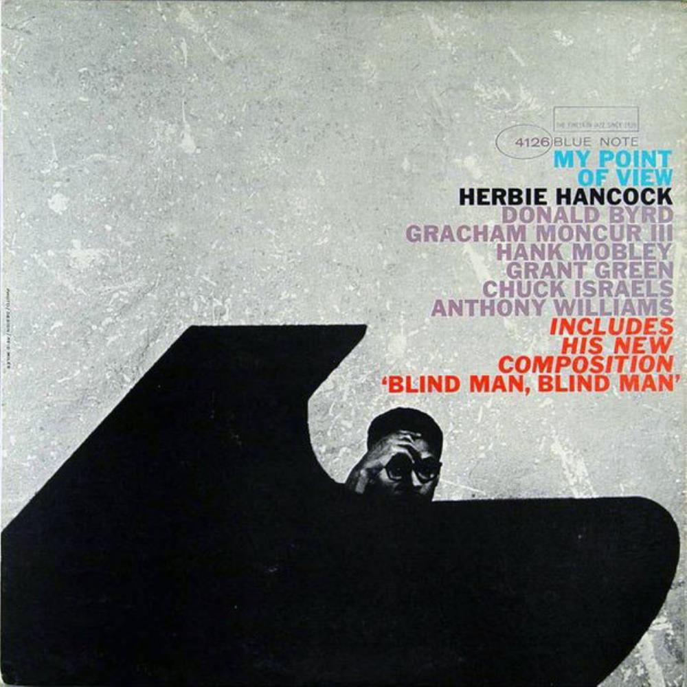 Herbie Hancock - My Point of View CD (album) cover