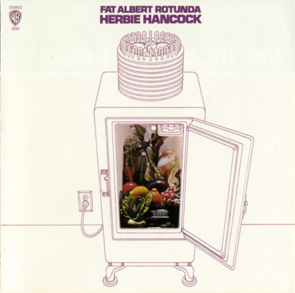 Herbie Hancock Fat Albert Rotunda album cover