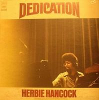 Herbie Hancock Dedication album cover
