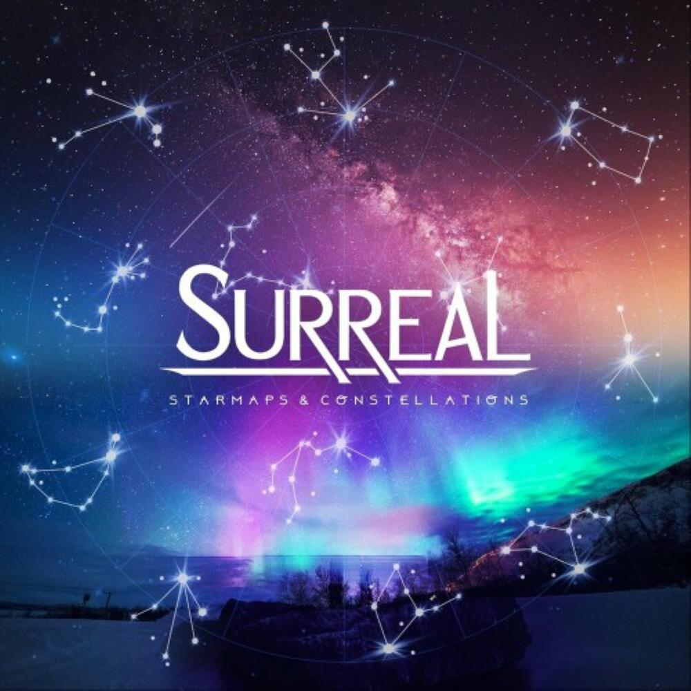 Surreal Starmaps & Constellations album cover