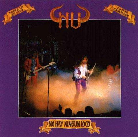 No hay ningun loco by ÑU album cover