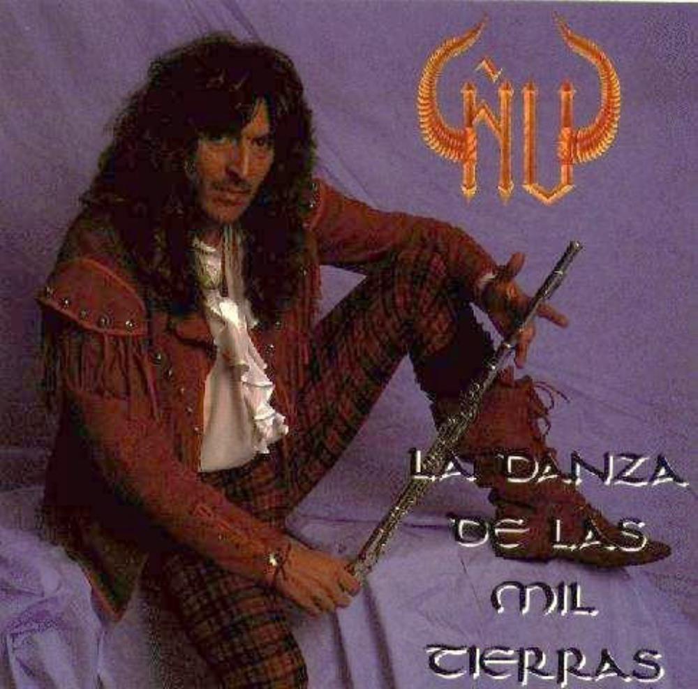 La Danza De Las Mil Tierras by ÑU album cover