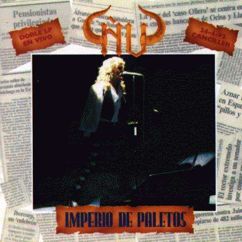 Imperio de paletos by �U album cover