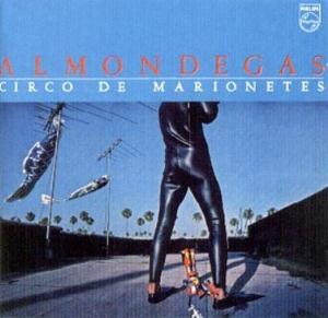 Circo de Marionetes by ALMÔNDEGAS album cover