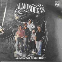 Alhos com Bugalhos by ALMÔNDEGAS album cover