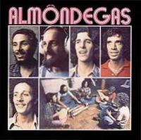Almôndegas by ALMÔNDEGAS album cover