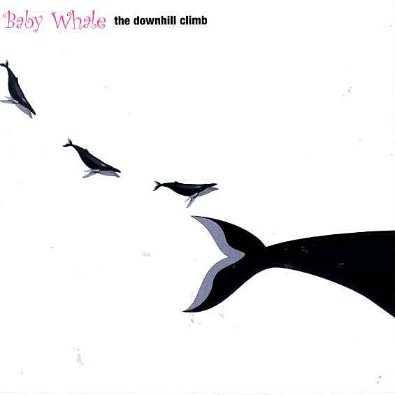 The Downhill Climb by BABY WHALE album cover
