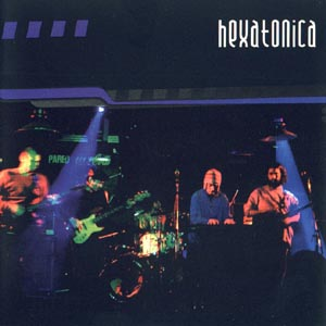 En Vivo 2005 by HEXATONICA album cover