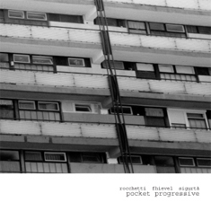 Pocket Progressive (Claudio Rocchetti / Fhievel / Luca Sigurt�) by FHIEVEL album cover