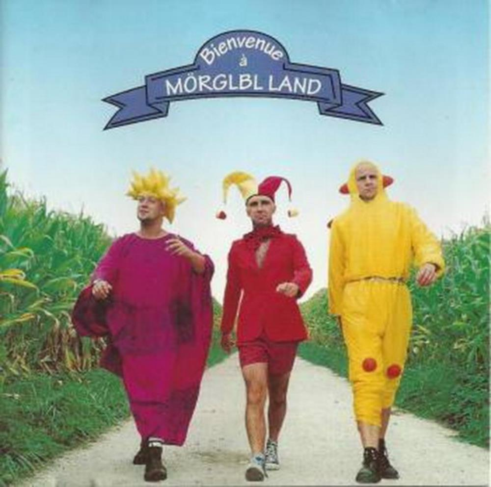Bienvenue À Mörglbl Land by MÖRGLBL album cover