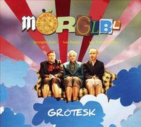 M�rglbl - Gr�tesk CD (album) cover